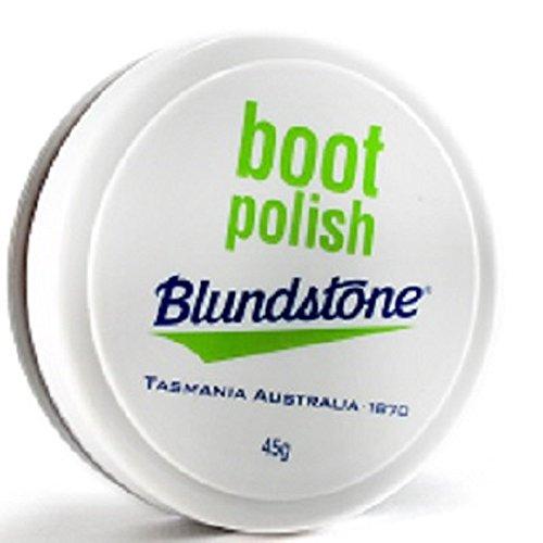 Blundstone Men's Polish Flat, Brown, Medium/Medium M US Mens Polish