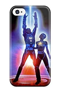 Anti-scratch And Shatterproof Tron Movie People Movie Phone Case For Iphone 4/4s/ High Quality Tpu Case wangjiang maoyi