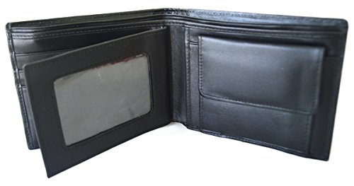 Wallet Black Bifold Snake Authentic Skin Men's Sea Men's Snake Skin Authentic Snake gq6OwPy