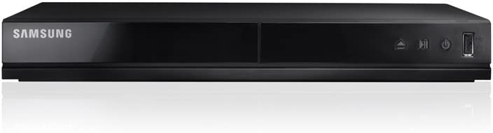 Samsung DVD-E360 DVD Player (Black)
