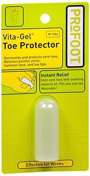 ProFoot Vita-Gel Toe Protector 1 Each (Pack of 6)