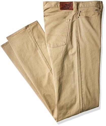 Dockers Men's Big & Tall Jean Cut Pants, New British Khaki, 48 (Big X Twill)