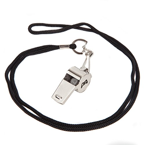 Modern Goods Co Video Game Controller Stainless Steel Whistle For Sports, Emergency, And Other
