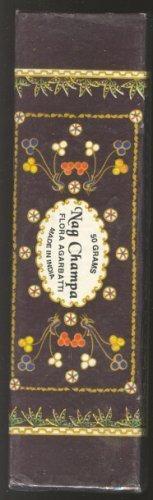 Flora Nag Champa 100 Gram Box - Incense From Flora Agarbatti In India