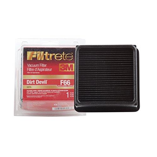 3M Filtrete Dirt Devil F66 HEPA Vacuum Filter