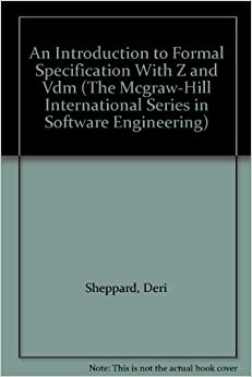Libros Para Descargar En Introduction To Formal Specification With Z And Vdm PDF PDF Online