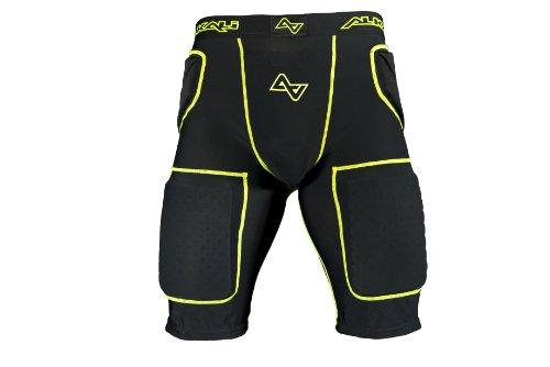 Alkali Hockey RPD Comp Girdle, Black, Junior Large/X-Large