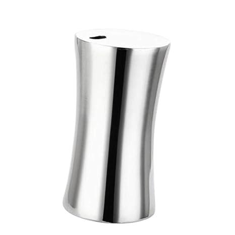 FLAMEER Porta-dispensador de Palillos Acero Inoxidable Accesorios Preprar Comida Fácilmente Fácil de Llevar Agradable - Tipo de Cintura