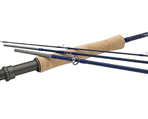 "Temple Fork Outfitters TiCr X Series Fly Rods Model: TF 05 90 4 X (9' 0"", 4 pc., 5 wt.) by Temple Fork Outfitters"