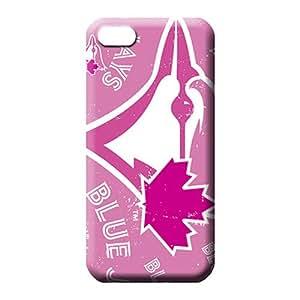 iphone 6plus 6p Shock-dirt Protection fashion phone cover shell toronto blue jays mlb baseball