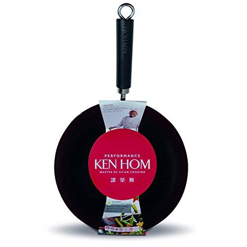 KEN HOM Nonstick Carbon Steel product image
