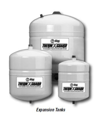 Rheem RRT-12 Therm-X-Guard Expansion Tank, 5-Gallon by Rheem