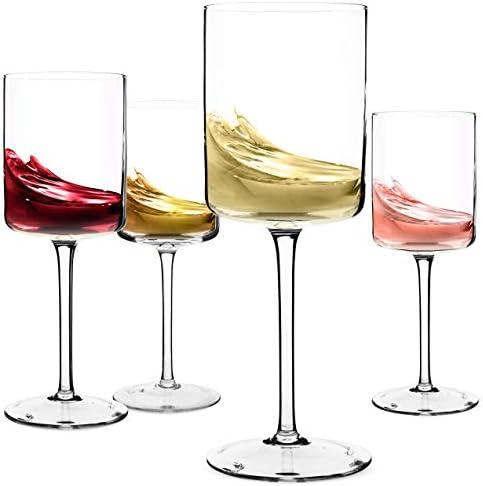 Wine Glasses Large White Glass product image
