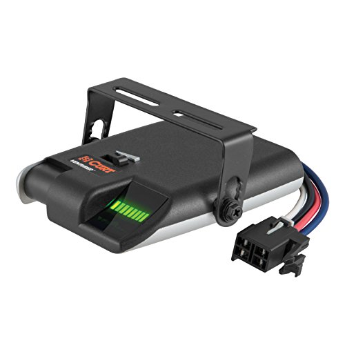 CURT 51110 Venturer Electric Trailer Brake Controller