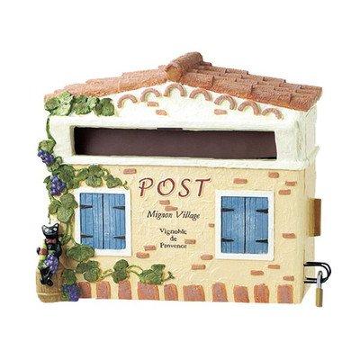 郵便ポスト 壁付けポスト ポスト ミニヨンワイナリー SCZ-1631-1700 セトクラフト B00PAC2FVU 11700