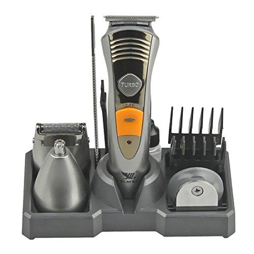 NEW Professional Body Beard Hair Men Cut Clipper Shaver Machine Kit Trimmer Set