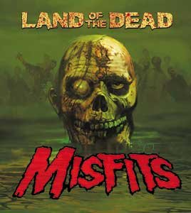Misfits Punk Rock Music Band Sticker - Land of the Dead