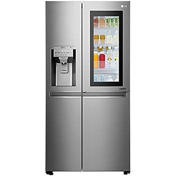 Amazon.com: Refrigerador con puerta francesa de 36 pulgadas ...