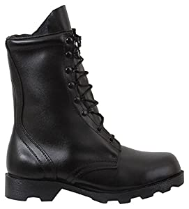 Amazon.com: Rothco 10'' Leather Speedlace Combat Boot: Sports ...