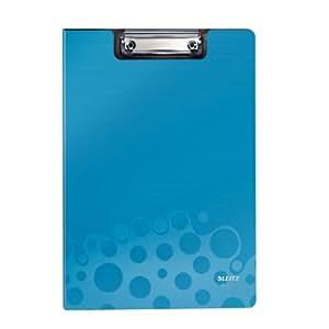 Leitz 39620037 - Carpeta (22,9 cm, 33 cm, 320g, Azul)