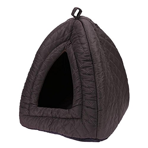 Cat Bed Dog Arch House Pet Tent Bed Foldable Oxford Waterproof Breathable Play Tunnel House Review