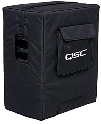 QSC KS212C-CVR Soft Cover for KS212C Powered Cardioid Subwoofer from QSC