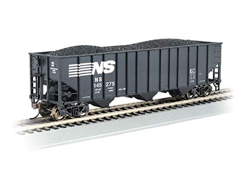 Bethleham Steel 100-Ton Three-Bay Hopper Norfolk Southern #145275 - HO Scale