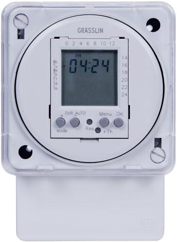 Business & Industrial Intermatic FM1D20-24U Electronic Timer 24 hr ...