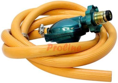 71 Propane Gas Stove Burner REGULATOR 71 Hose 20,000 BTU Propane Regulator