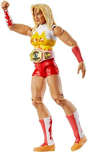 WWE Elite Collection Flashback Series Exclusive Alundra Blaze Madusa Action Figure