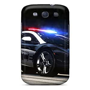 New Arrival Hot Pursuit For Galaxy S3 Case Cover