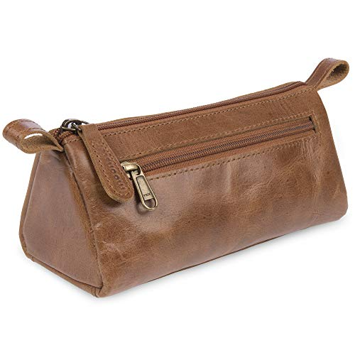 moonster Leather Makeup Bag Travel product image