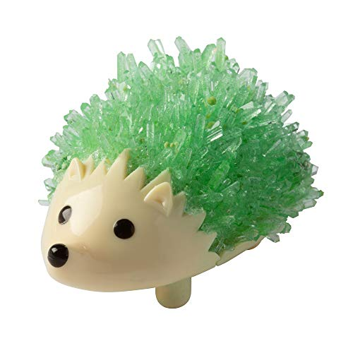 Fat Brain Toys Crystal Growing Hedgehog - Green ()