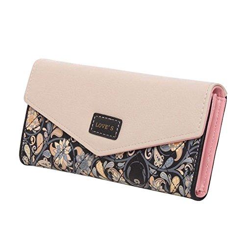 fashion-women-envelope-soft-leather-long-wallet-button-clutch-purse-zip-handbag
