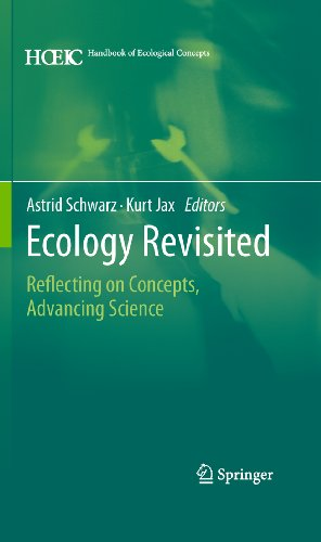 Download Ecology Revisited: Reflecting on Concepts, Advancing Science Pdf