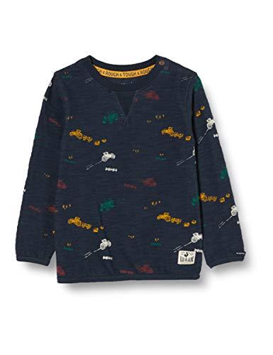 Noppies B T-Shirt LS Rietbron AOP Baby-Jongens T-Shirt