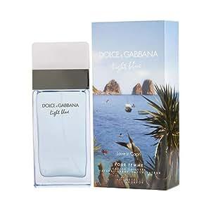 Light Blue Love in Capri by Dolce & Gabbana for Women - Eau de Toilette, 50ml