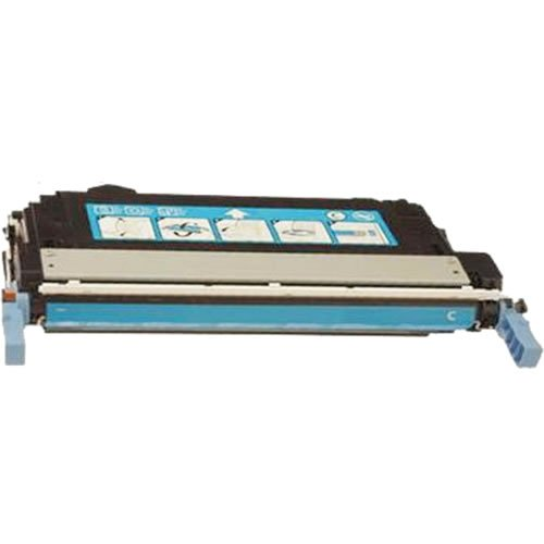 Do it Wiser Compatible Cyan Toner For Lexmark Color Laser C734 C734DN C734DTN C734DW C734N C736DN C736DTN C736N X734DE X736DE X738DE X738DTE - C734A1CG - Yield 6,000 Pages (Laser C736dn Color Printer)