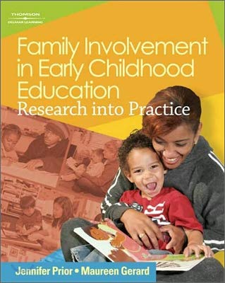 Family Involvement in Early Childhood Education: Research...