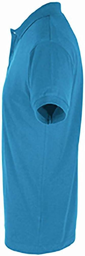 Polo Manica Corta 100/% Cotone Uomo SOLS
