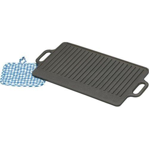 Texsport Cast Iron 28 x 14-Inch Griddle, Outdoor Stuffs