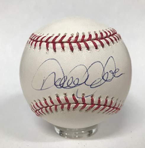 Ball Derek Jeter - Derek Jeter Single Signed Baseball, Official Major League