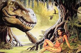- Cavewoman Prehistoric Pinups 7 Special Edition Variant Cover Ltd 750 (Amryl)
