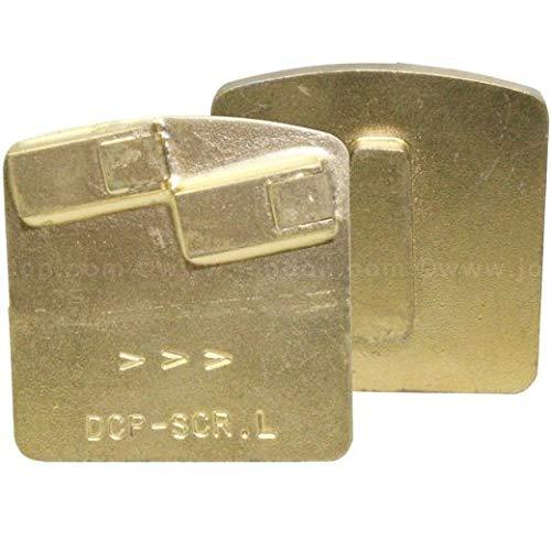 Mastic Master PCD Diamond Tooling, Left Hand