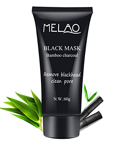 Black Mask Blackhead Remover Mask Purifying Charcoal Peel off Face Mask (2.2 Oz)