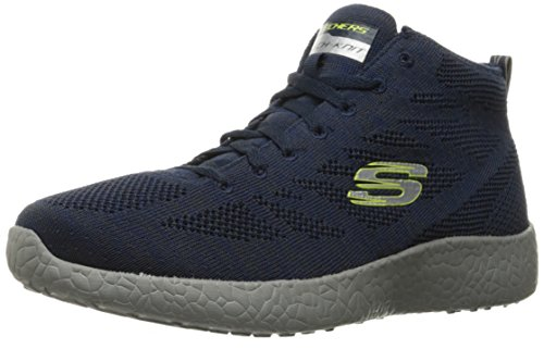 Skechers and Under Burst Men's Navy Sport Sneaker Up rIrBq