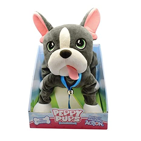 Snuggle Pets Peppy Pups –  Bulldog Francese Flair Leisure Products PEP01110