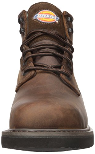 Dickies Mens Cannon Industrial Boot Brown