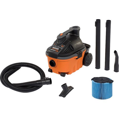 Ridgid WD4070 4 Gallon Portable Vacuum ()