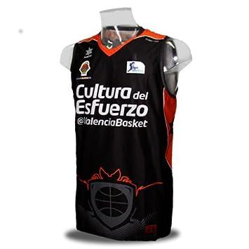Camiseta del Valencia Basket de la Liga Endesa. 2ª Equipación ...
